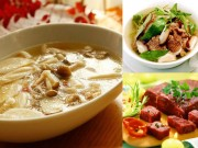 Ẩm thực - Cuối tuần vào bếp với canh thịt bò hầm nấm thơm ngon