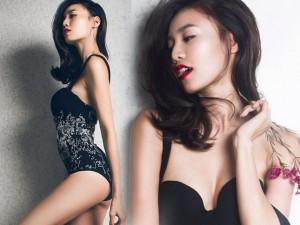 Thời trang - 'Gái ngoan' Lan Ngọc quá nóng bỏng trong bộ ảnh mới