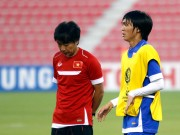 Bóng đá - U23 Việt Nam: Tuấn Anh miệt mài tìm cơ hội đá chính