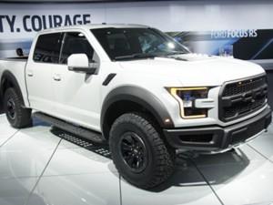 """Ô tô - Xe máy - """"Quái vật"""" Ford F150 Raptor thế hệ mới trình diện"""
