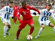 Bóng đá Đức - Karlsruher - Bayern: Cú sốc đầu năm