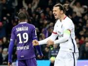 Bóng đá - Toulouse - PSG: Khoảnh khắc ngôi sao