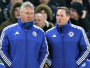 """Bóng đá - Hiddink thừa nhận Terry """"ăn rùa"""", trọng tài bị """"lăng mạ"""""""