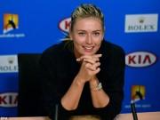 Thể thao - Sharapova gặp rắc rối về nội y trước Australian Open