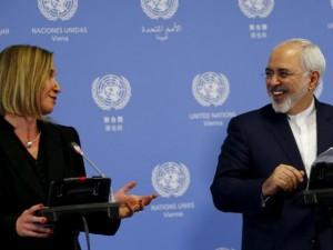 Thế giới - Mỹ, EU chính thức dỡ bỏ lệnh trừng phạt Iran