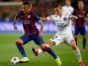 """Bóng đá - PSG chi 400 triệu hỏi Neymar, Barca """"đáp lễ"""" với Verratti"""