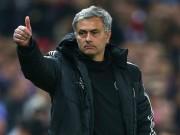Bóng đá - Tin HOT tối 17/1: Mourinho vẫn chờ đợi MU