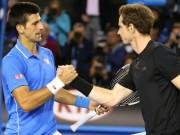 "Tennis - Tennis 24/7: Djokovic ủng hộ Murray bỏ giải ""hộ đê"""