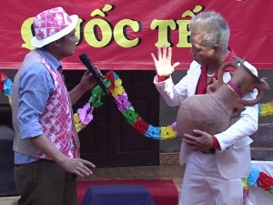 Phim hài Tết 2016: Tiền đồ