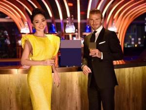 Thời trang - Váy hot nhất tuần: Đầm Tóc Tiên mặc khi gặp Beckham