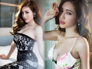 Thời trang - Elly Trần khoe đường cong nóng bỏng sau sinh 2 tháng