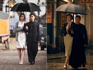 Bạn trẻ - Cuộc sống - 'Vợ chồng Diệp Vấn' ngao du trên phố Hà Nội