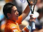 Thể thao - Australian Open ngày 1: Nishikori khởi đầu thuận lợi