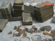 """Video An ninh - Trộm đột nhập trong đêm, cạy tủ """"cuỗm"""" 600 triệu đồng"""