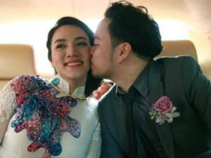 Đối thoại cùng Sao - Trang Nhung rạng ngời hạnh phúc trong lễ vu quy