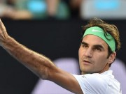 """Thể thao - Chi tiết Federer - Basilashvili: Xứng danh """"Tàu tốc hành"""""""