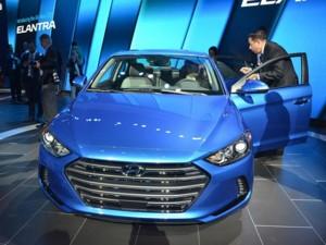 Công bố giá Hyundai Elantra 2017