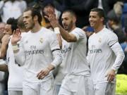 Bóng đá - Real & B-B-C thăng hoa: Tinh tường như Zidane