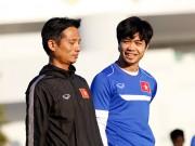 Bóng đá - Công Phượng khao khát ghi bàn vào lưới U23 UAE
