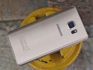 Galaxy Note 5 phiên bản 2 SIM chính thức lên kệ