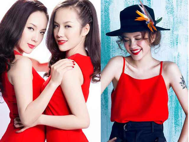 Em gái ca sĩ Phương Linh không 'đu bám' phong cách chị