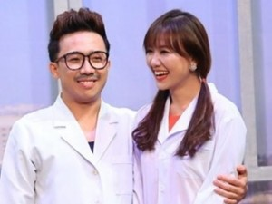 Đời sống Showbiz - Trấn Thành khẳng định không 'phá' mối tình Hari Won