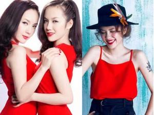 Em gái ca sĩ Phương Linh không  ' đu bám '  phong cách chị