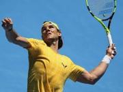Tennis - Nadal - Verdasco: 5 set nghẹt thở (V1 Australia Open)
