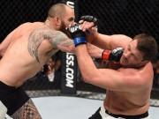 """Võ thuật - Quyền Anh - UFC: Bạn trai """"Nữ hoàng UFC"""" đấm đối thủ """"lồi mắt"""""""