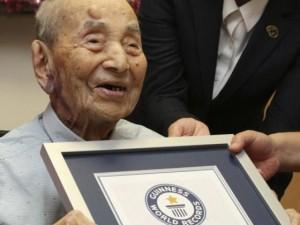 Thế giới - Cụ ông già nhất thế giới qua đời