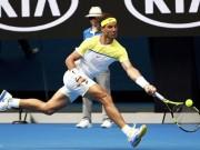 Thể thao - Hot shot: Nadal chạy như Usain Bolt cứu bóng