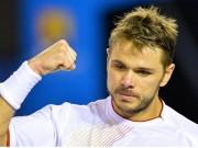 Thể thao - Australian Open ngày 2: Wawrinka, Ferrer tiến bước