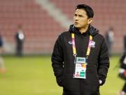 """Bóng đá - U23 Thái Lan nối gót U23 VN, Kiatisuk """"tiếc đứt ruột"""""""