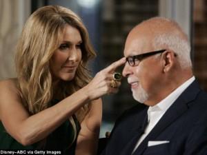 Celine Dion phủ nhận sẽ hát trong đám tang của chồng