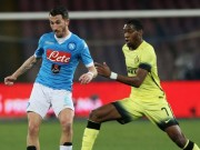 Video bàn thắng - Napoli - Inter Milan: Niềm vui bất ngờ