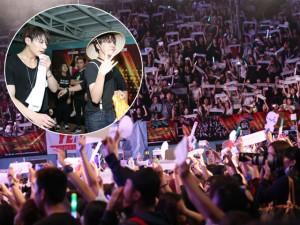Ca nhạc - MTV - 4.000 fan Việt 'phát cuồng' vì trai đẹp xứ Hàn