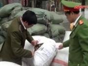 Thị trường - Tiêu dùng - Hà Nội: Bắt hơn 10 tấn nguyên liệu thuốc bắc lậu