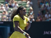 Thể thao - Serena - Hsieh: Nhiệm vụ bất khả thi (V2 Australian Open)
