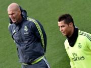 Bóng đá - Giải nghệ, Zidane vẫn dạy Ronaldo cách đá phạt