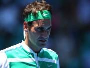 Thể thao - Federer - Dolgopolov: Đẳng cấp giao bóng (V2 Australian Open)