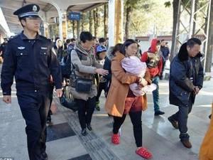 Thế giới - TQ phá đường dây bắt cóc trẻ em quy mô lớn, bắt 78 người