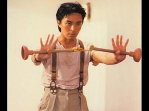 Phim - Video phim: Châu Tinh Trì đấu võ bằng... 'nước miếng'