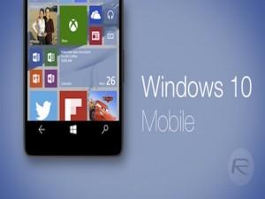 Smartphone của bạn có được lên đời Windows 10 mobile hay không?