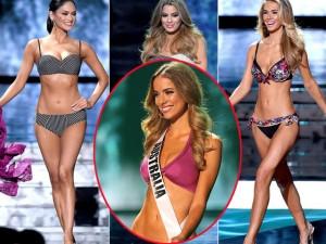 Hoa hậu Úc xin lỗi vì chê top 3 Hoa hậu Hoàn vũ