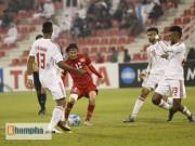 Bóng đá - Tuấn Anh vê bóng, vẽ lên kiệt tác trước U23 UAE