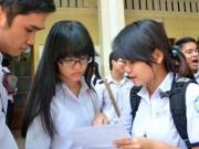Giáo dục - du học - Thi tuyển vào lớp 10 sớm để tránh nâng điểm, làm đẹp học bạ