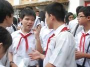 Giáo dục - du học - Hà Nội: Thi tuyển vào lớp 10 sớm hơn năm 2015