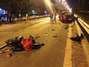 Tin tức trong ngày - Chạy xe ngược chiều trên đại lộ, thanh niên thiệt mạng