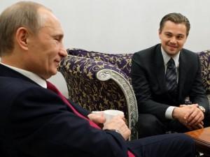 Giải trí - Leonardo giải thích lí do muốn vào vai tổng thống Nga