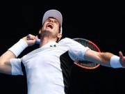 Thể thao - Murray – Sam Groth: Chỉ khó ở set 2 (V2 Australian Open)